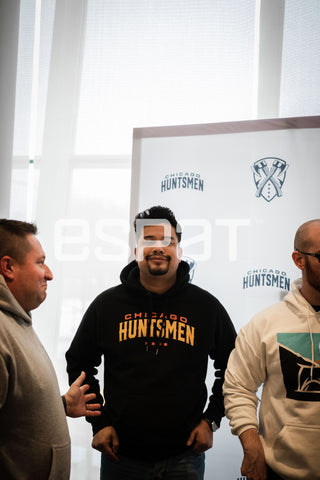 Chicago Huntsmen and NBA All-Stars Call of Duty Event