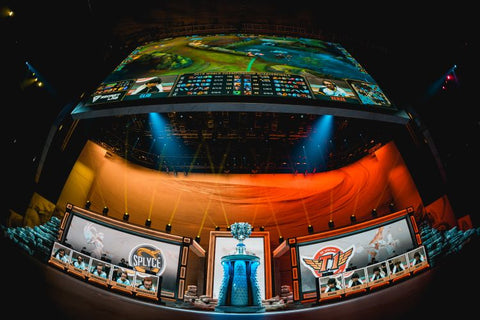 League of Legends Worlds Quarterfinals