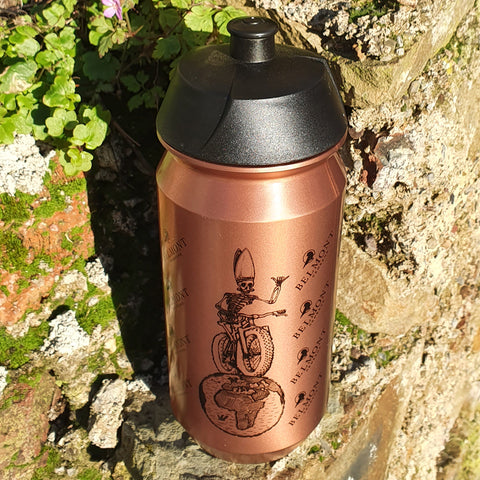 Eco Friendly Compostable Reusable Water Bottle 500ml