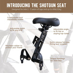 ShotGun Front Mounted Child Bike Seat