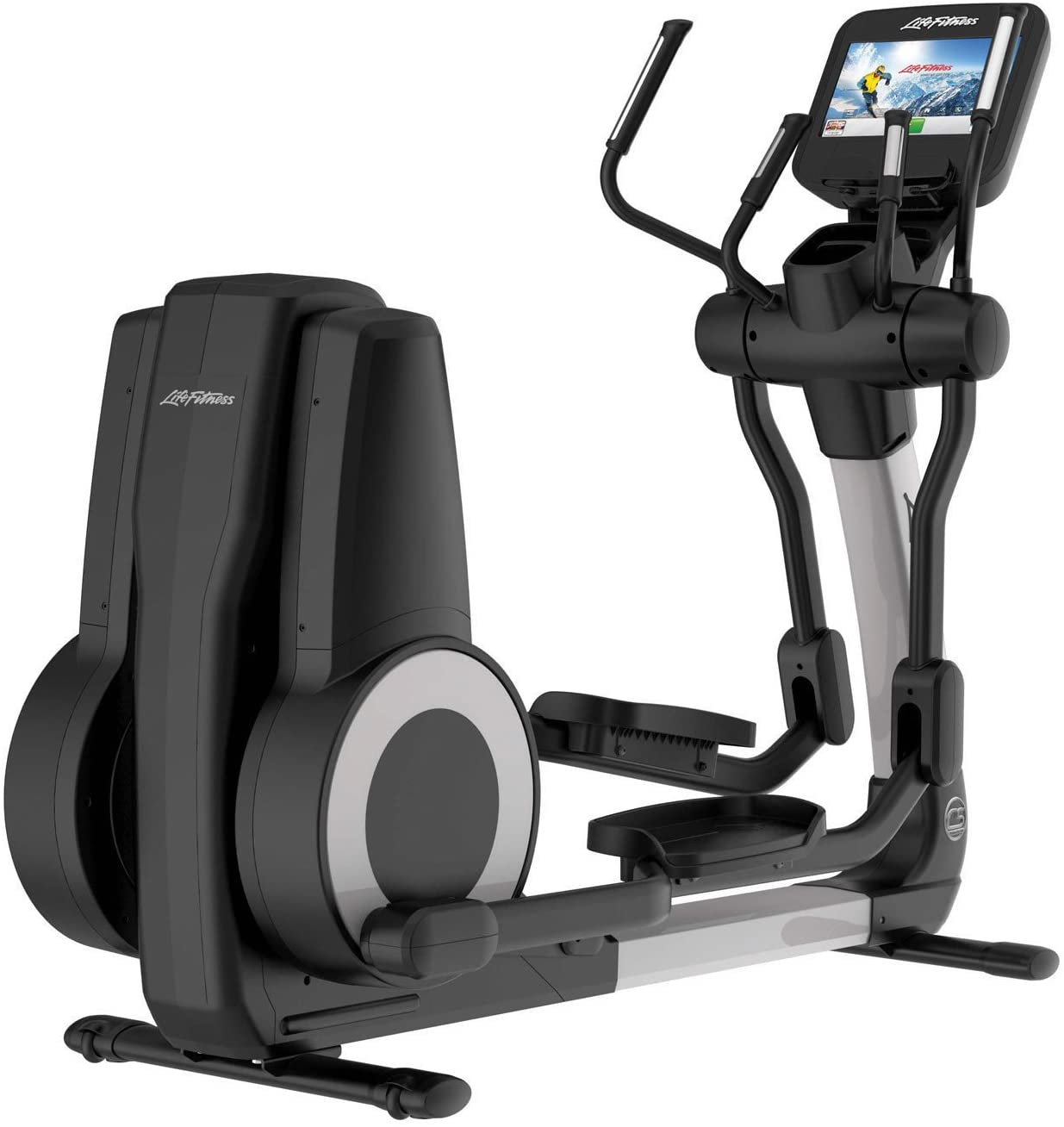 Life Fitness Elliptical 95XS With Discover SE Console