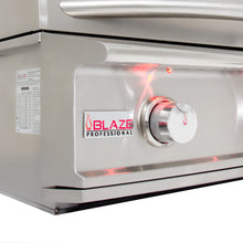 "Load image into Gallery viewer, Blaze 27"" 2-Burner Professional Built-In Grill"