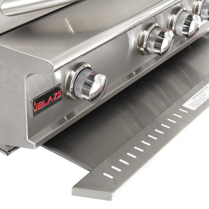 "Blaze 34"" 3-Burner Professional Built-In Grill"