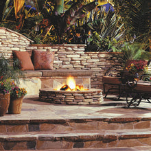 Load image into Gallery viewer, The Dakota Gas Fire Pit Kit