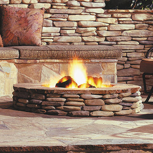 The Dakota Gas Fire Pit Kit