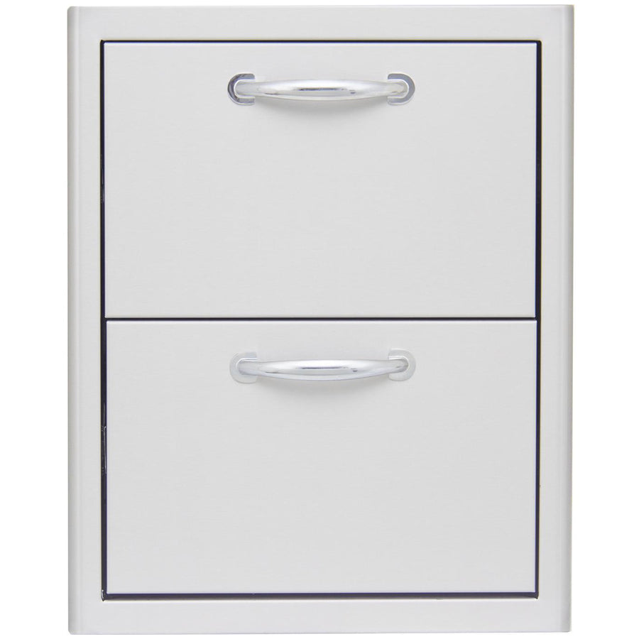 Blaze Double Drawer