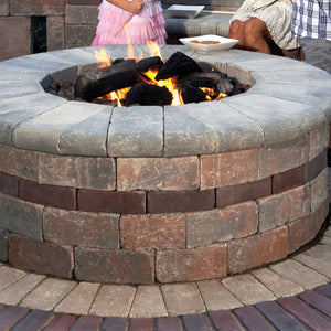 The Woodland Fire Pit Kit