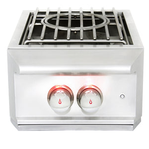 VCS Professional Built-In Power Burner Blaze