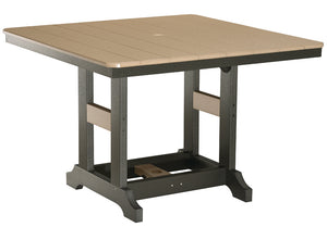 Square Table - Bar Height