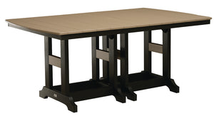 Rectangular Table - Counter Height