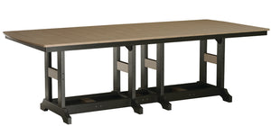 Rectangular Table - Bar Height
