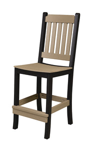 Bar Height Formal Dining Chair