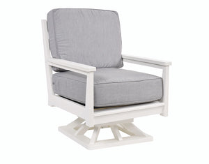 Modern Swivel Rocker