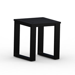 Scandinavian Square End Table