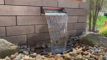 "Load and play video in Gallery viewer, 12"" Spillway Water Feature Kit"