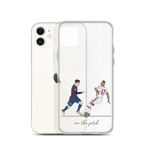 Messi y Boateng - Iphone