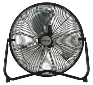 Hurricane® Pro High Velocity Metal Floor Fan 20 in