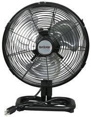 Hurricane® Pro High Velocity Oscillating Metal Floor Fan