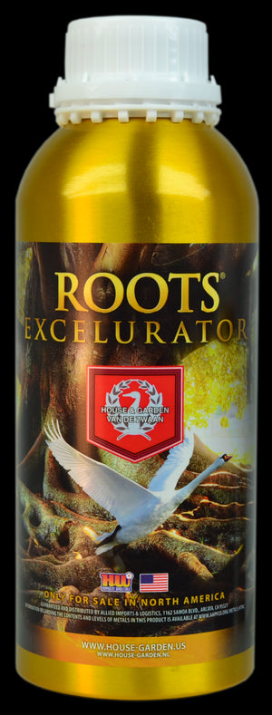House & Garden Roots Excelurator Gold House & Garden Roots Excelurator Gold 1 Liter