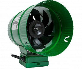 "Active Air 6"" Inline Booster Fan, 188 CFM"