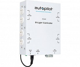 Autopilot 8-Light High Power HID Controller, 8000W (120/240V), 60A