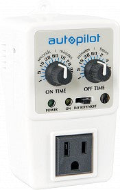 Autopilot Analog Recycling Timer
