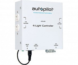 Autopilot 4-Light High Power HID Controller 4000W (120V/240V), 30A