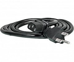 Ballast Power Cord, 8', 240V, AWG 16/3