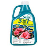Safer 3-in-1 Garden Spray Concentrate, 1 qt