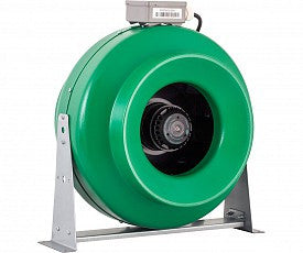 "Active Air 12"" Inline Duct Fan, 969 CFM"
