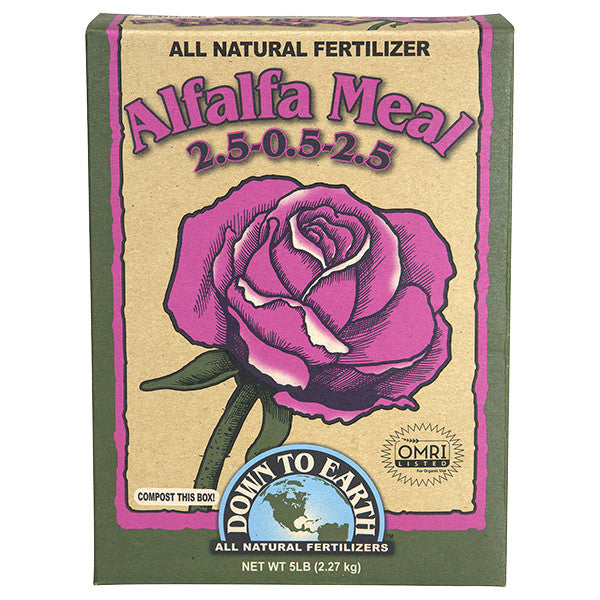 Down To Earth™ Alfalfa Meal 2.5 - 0.5 - 2.5