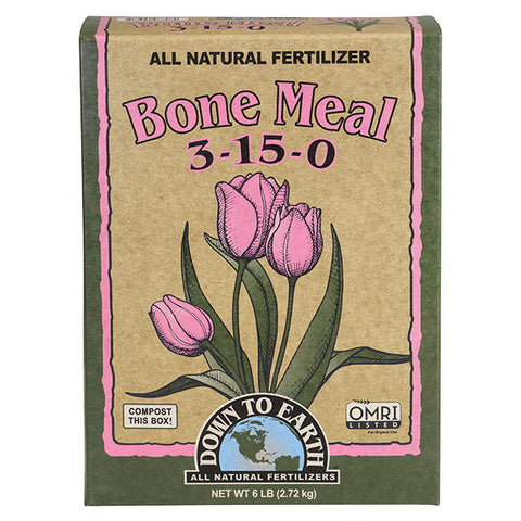 Down To Earth™ Bone Meal 3 - 15 - 0