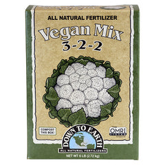 Down To Earth™ Vegan Mix 3 - 2 - 2