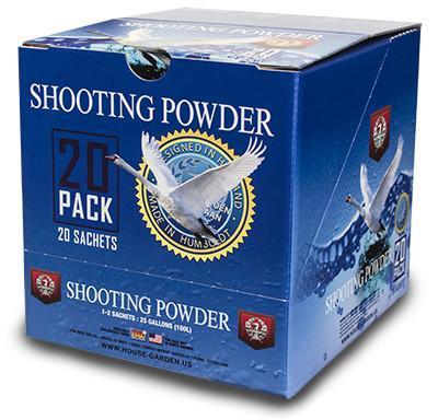 House & Garden Shooting Powder (20 Sachets)