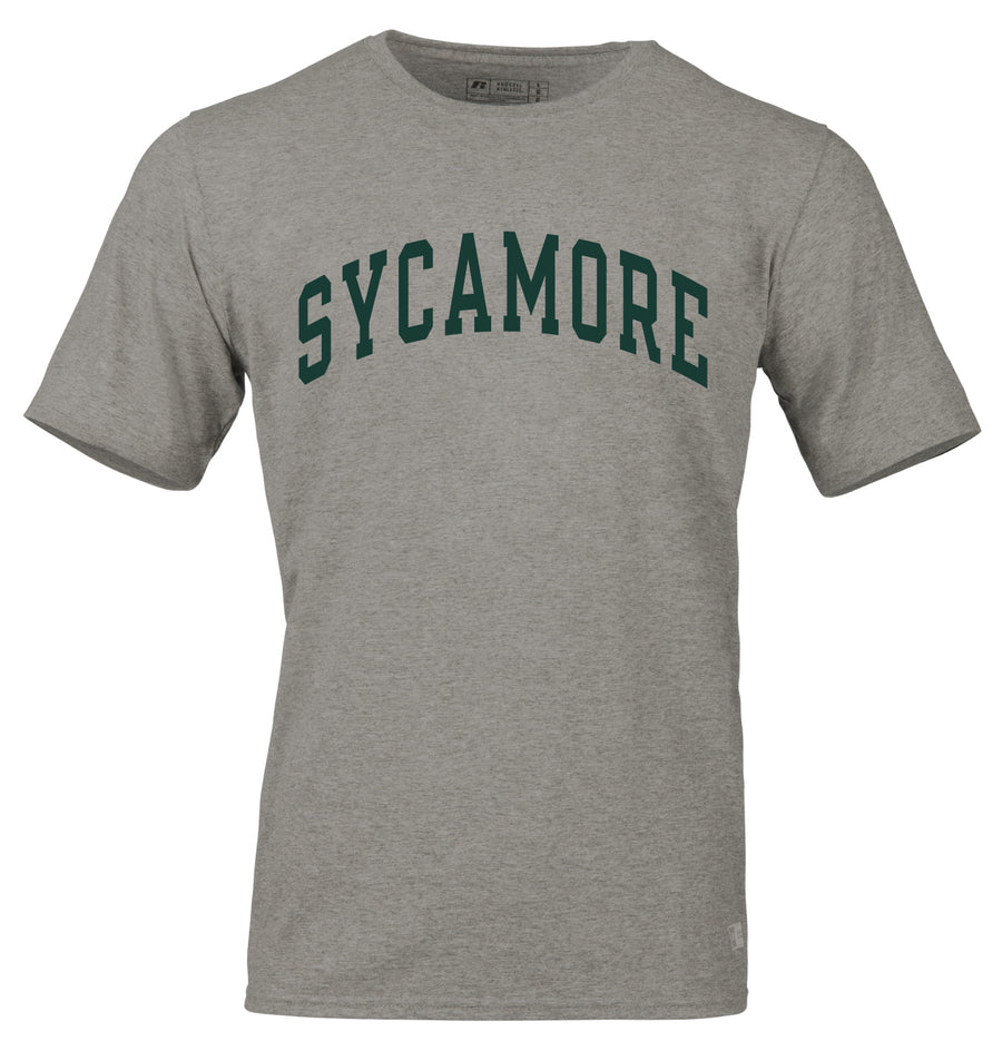 Sycamore Short Sleeve Tee in Heather Gray