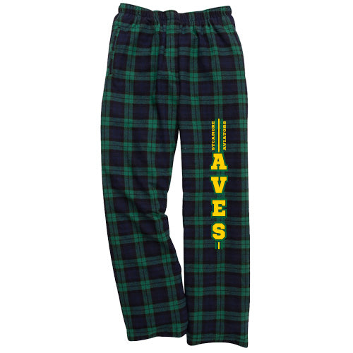 Buffalo Plaid Flannel Pant