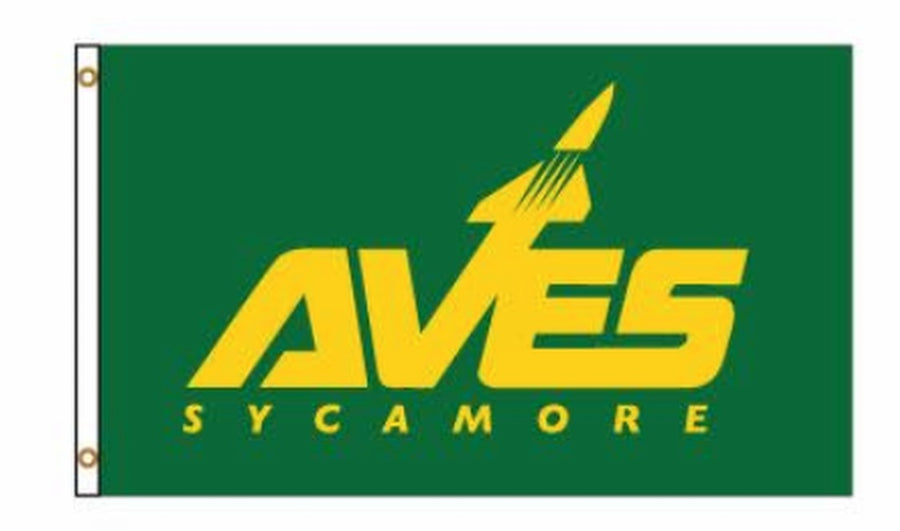 Classic AVES Flag