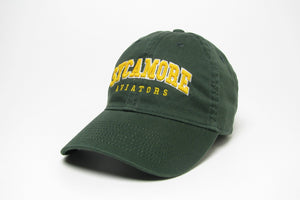 Relaxed Twill Baseball Cap - Heritage Green