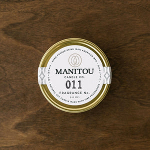 Manitou Candle Birch Eucalyptus - 3 oz. Tin