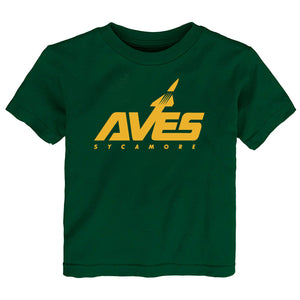 Toddler/Pre-School Aves Logo Tee - CLEARANCE $7.99