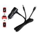 Vehicle Charging and Streaming Cable for iPhone, iPad, and iPod