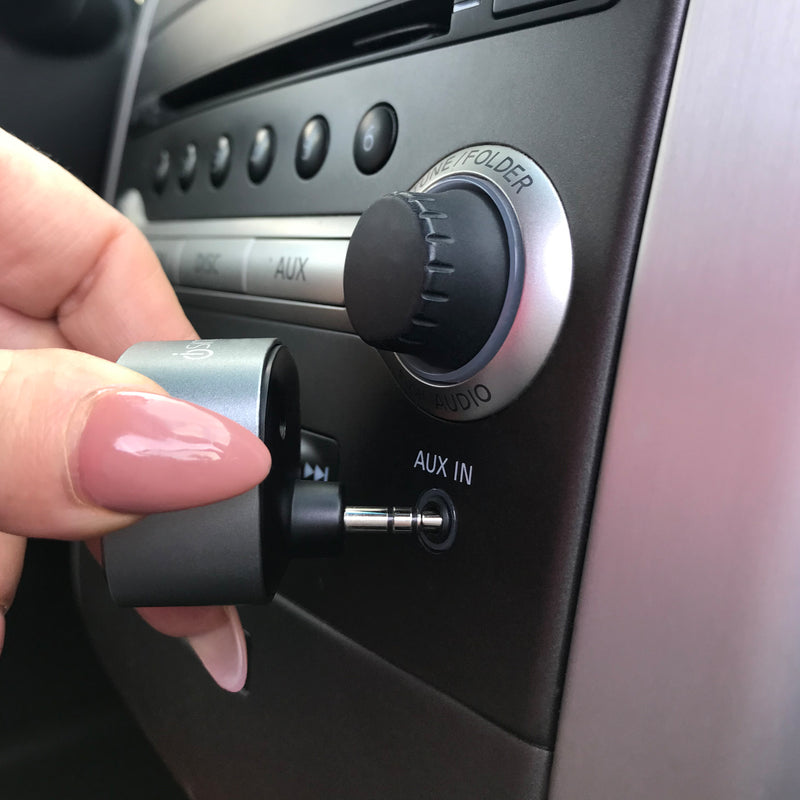 Vehicle Bluetooth Adapter for Hands-Free Calling and Music Streaming