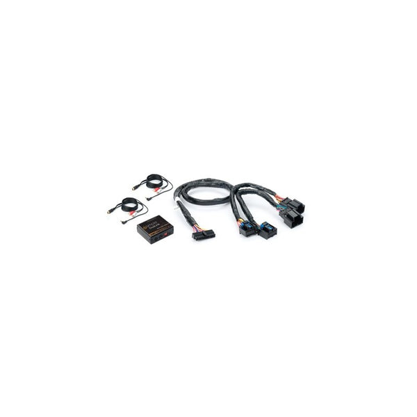 ISGM531 Dual Auxiliary Audi for Select Select 29-Bit LAN General Motors vehicles