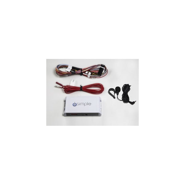 iSimple ISGM751 CarConnect Bluetooth Hands-Free Calling Kit for 2006-14 GM