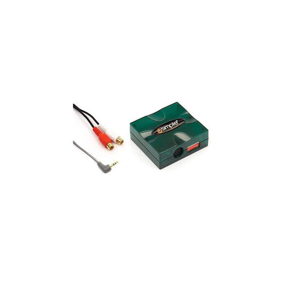 Universal Auxiliary Audio Input Interface