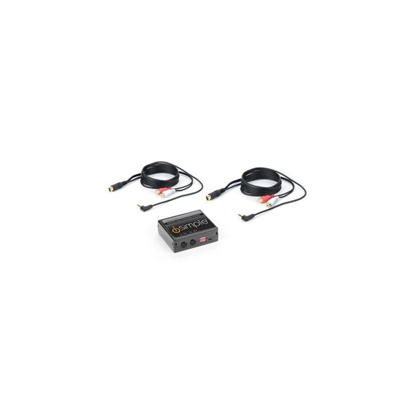 PXAUX Dual Auxiliary Input for OEM Radios