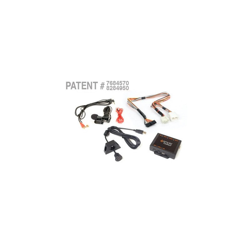 ISHD651 Connect for Honda and Acura Vehicles