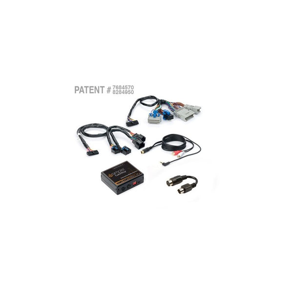 ISGM12 General Motors Satellite Radio Kit