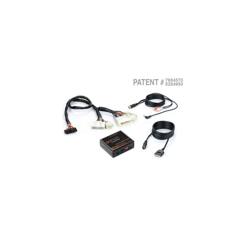 ISHY571 GateWay Kit for Select Hyundai Vehicles Requiring PGHHY1 Harness