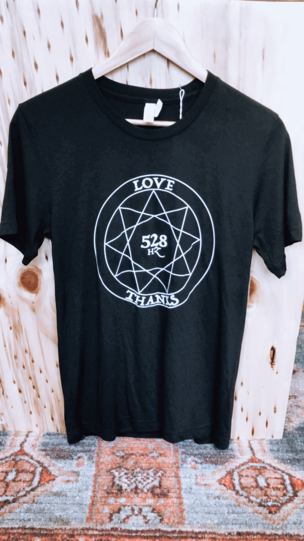 ISOW Healing Arts 528hz Tee Shirt